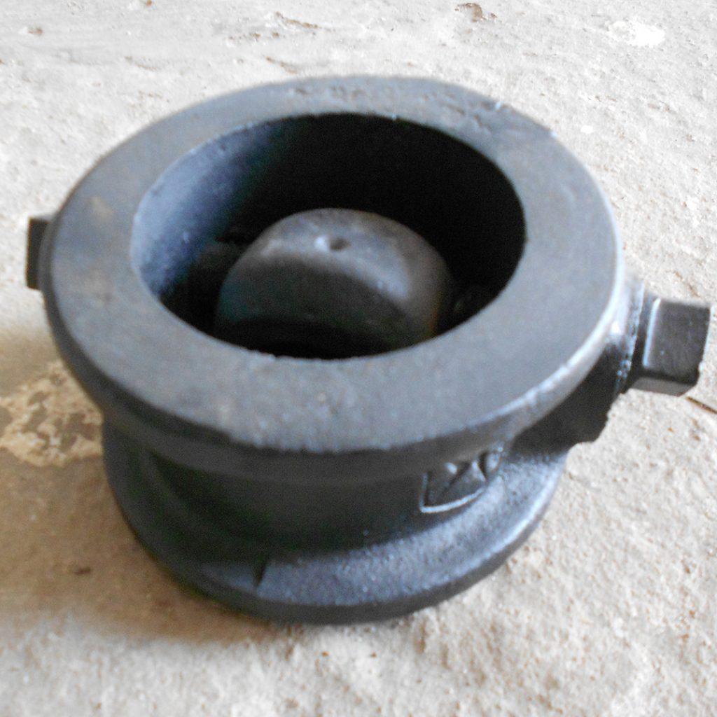Клапан зворотний міжфланцевий