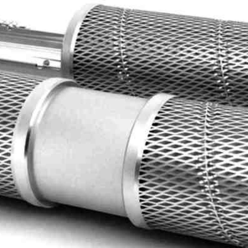 Фильтры скважинные каркасно стержневые